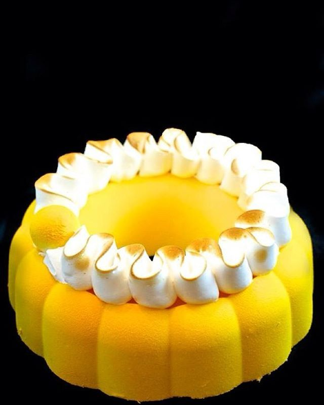 Cheesecake citron #pastry #pastryart #vancouverpastry #tagforlikes #chefstalk