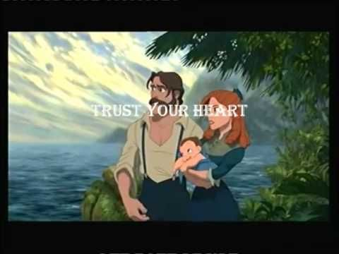 Two Worlds-Tarzan...one of the greatest Disney movies ever made