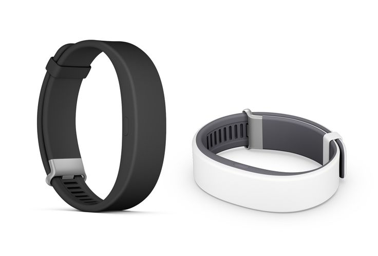 Track your heart rate and activity with the Smartband 2 from Sony