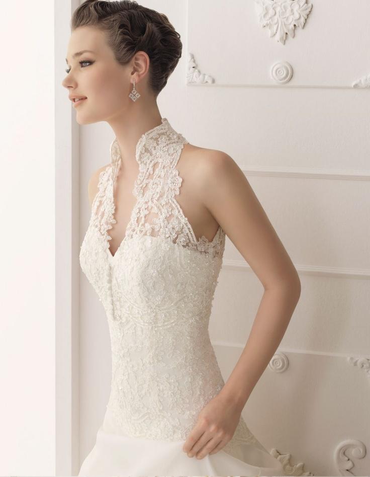 Alma Novia Wedding Dress 2012 Collections – Scott