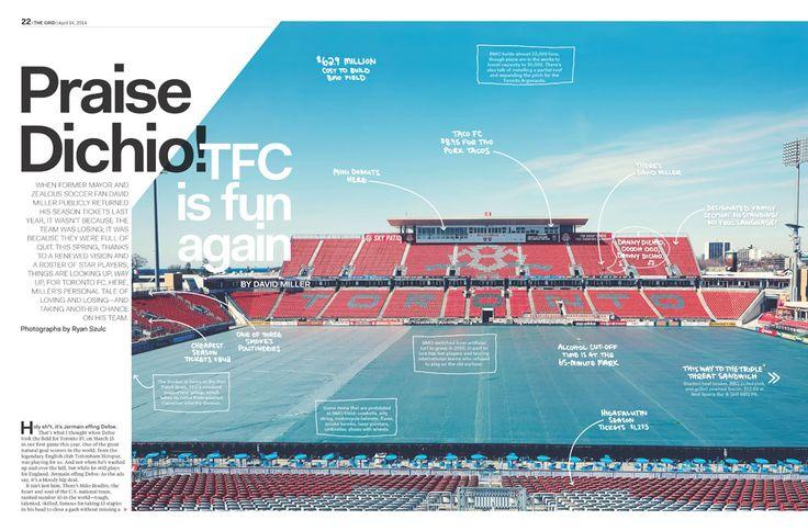 TFC is fun again! great shot of BMO field by Ryan Szulc