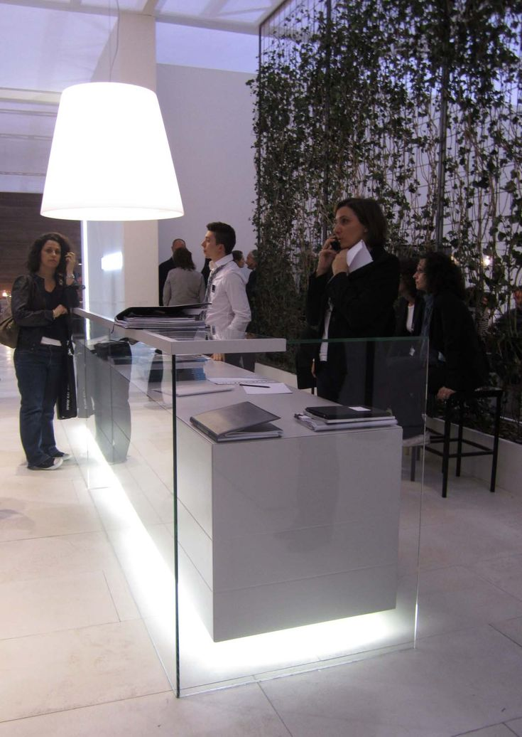 Reception Desk Inspiration | Luxury Interior Design Journal