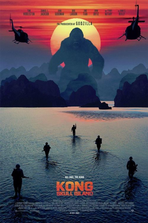 Watch Kong: Skull Island (2017) Full Movie HD Free Download