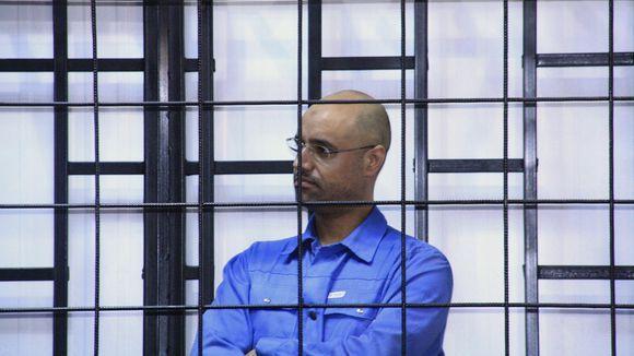 Saif al-Islam: Gaddafis Sohn in Libyen zum Tode verurteilt