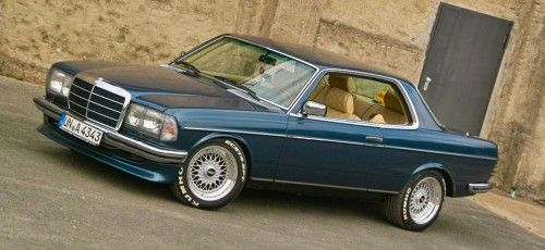 Voll retro: Mercedes 230CE (W123): 82er Coupé im Sportlook seiner Zeit - Classic