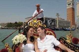 Идеальное путешествие: Романтическая свадьба в Италии, можно обменяться к...