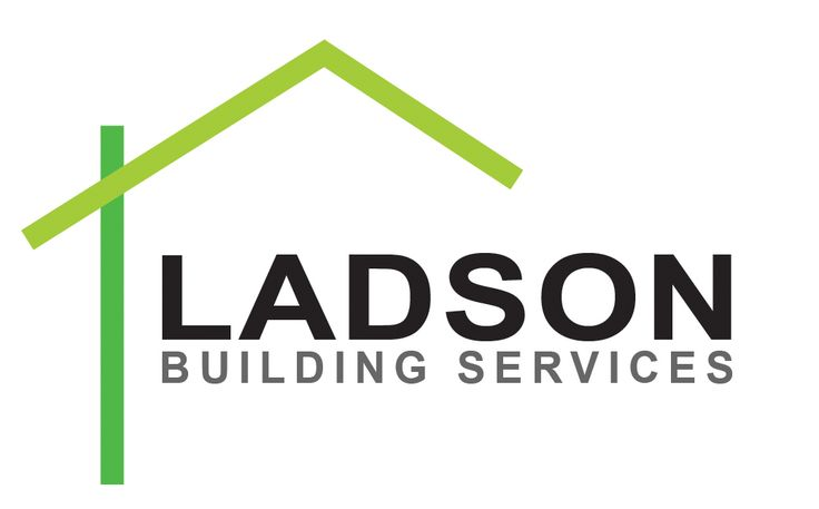 Ladson Building Services Logo | Logo Design by Leah Ladson Photography & Design