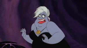 Una jueza ucraniana se llevó todas las burlas de Internet por parecerse a la villana de La Sirenita