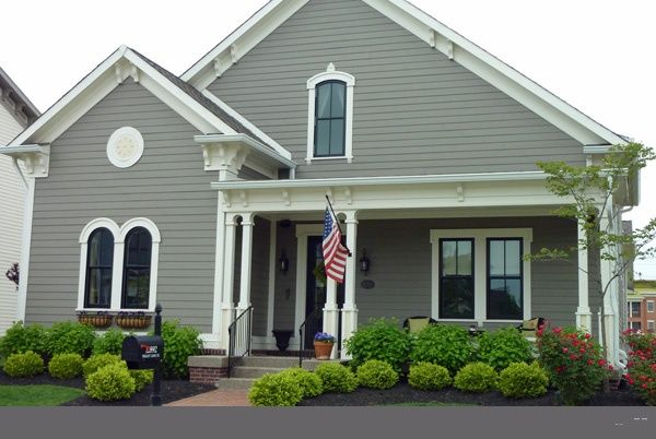 Exterior color scheme exterior colors paint schemes for Exterior paint combination ideas
