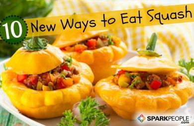 10 Healthy, Easy Ways to Cook Squash of All Sorts