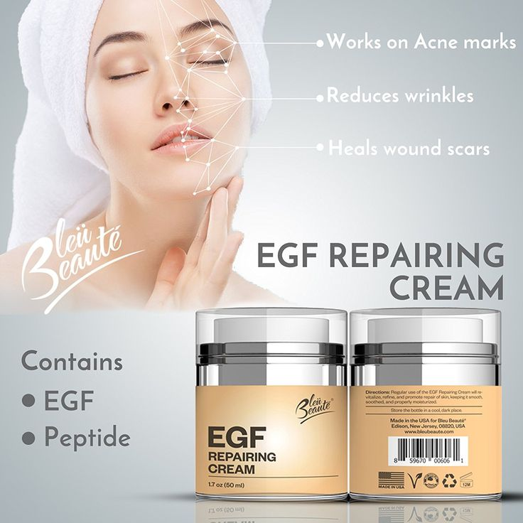 @bleubeaute SATISFACTION GUARANTEED OR MONEY BACK - If not satisfied, 100% money back. We stand by our EGF cream. www.bleubeaute.com