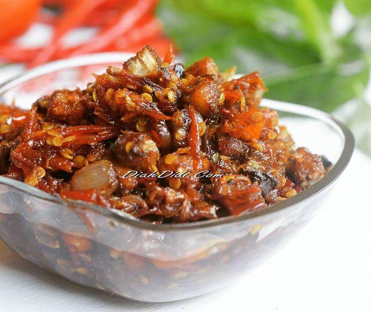 Diah Didi's Kitchen: Sambal Bawang Iwak Pe