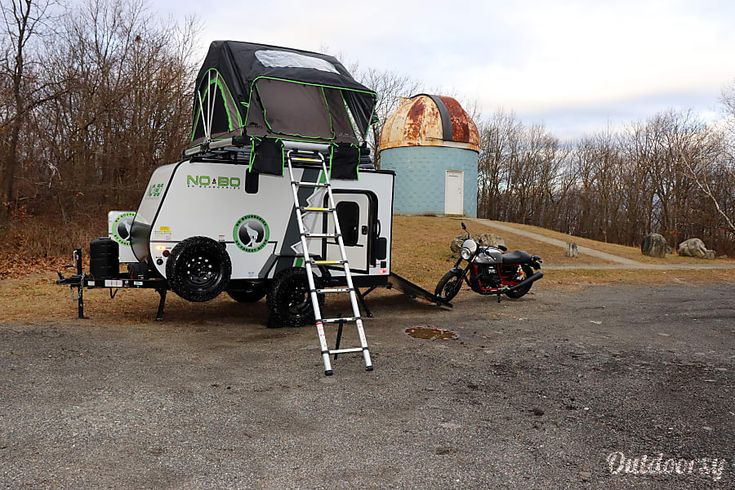 2019 Forest River No Boundaries Trailer Rental in Boonton