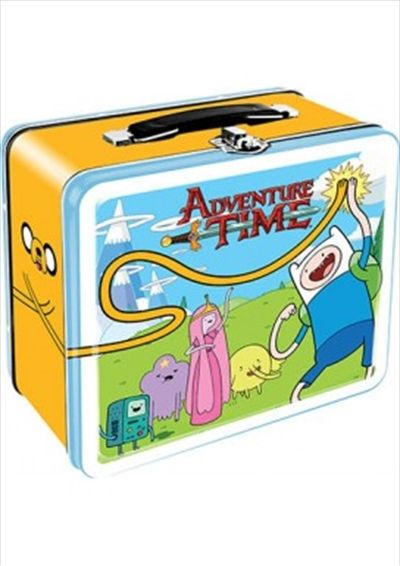 Adventure Time Large Fun Box Lunchboxes, Lunchbox | Sanity