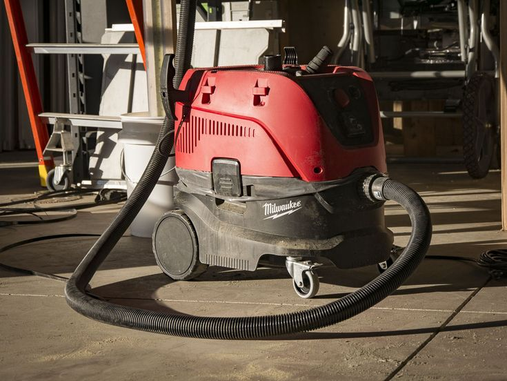 The Milwaukee Dust Extractor hit the market as new OSHA regulations came into play, so how does it do head to head against its competition?  https://www.protoolreviews.com/tools/power/dust-extraction/milwaukee-dust-extractor-review/34728/  #MilwaukeeTool #NBHD #NothingButHeavyDuty #OSHA #DustExtractor #Table1 #HEPA #tools #powertools