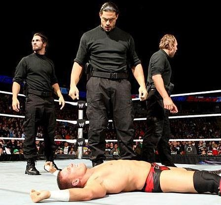 the shield wwe roman reigns   Do The Shields...   Facebook