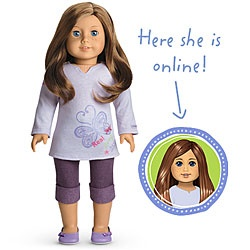 American Girl dolls: Gift, Daughter, Christmas, Blue Eyes, American Girl Dolls, Kids, Hair, American Girls