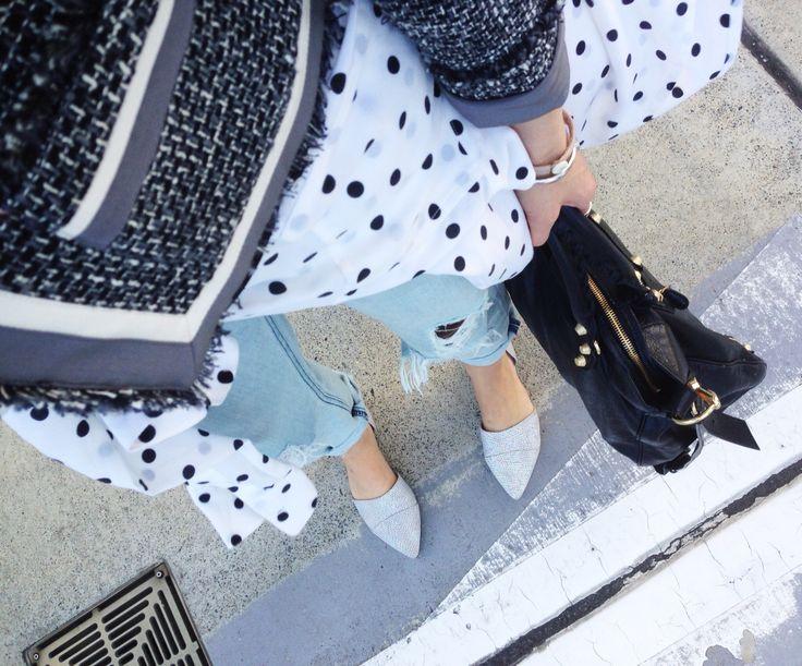 #fwis #equipmentfr #leedenim #joie #fashionblogger #style #fifideluxe #fashion