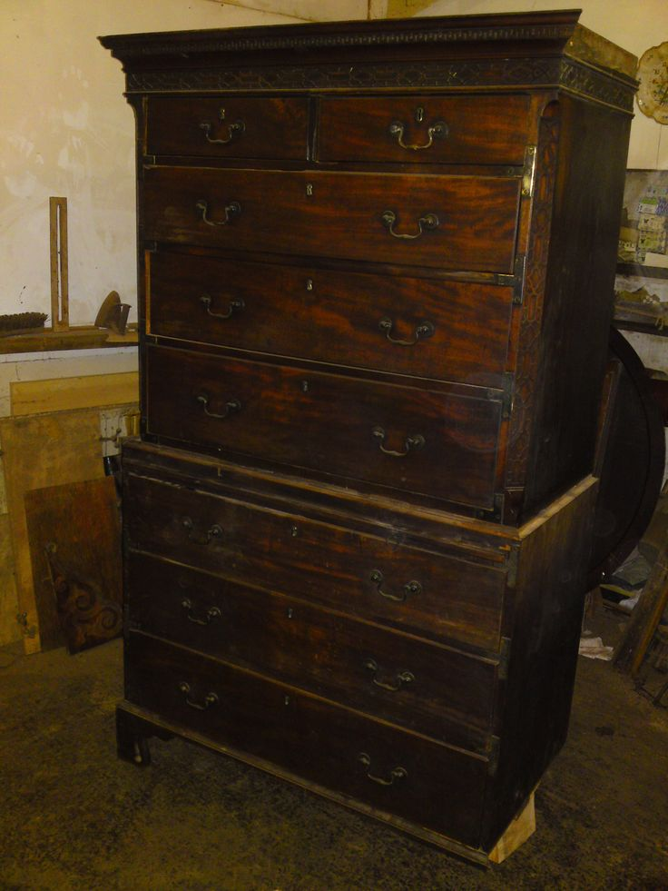 best Antique Furniture pictured before and after restoration