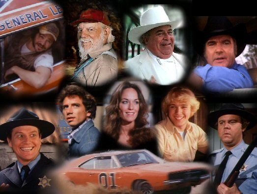 dukes of hazard tv show | Dukes of Hazzard Characters