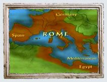 The Roman Empire: Two thousand years ago, the world was ruled by Rome. From England to Africa and from Syria to Spain, one in every four people on earth lived and died under Roman law.    The Roman Empire in the first century AD mixed sophistication with brutality and could suddenly lurch from civilization, strength and power to terror, tyranny and greed.