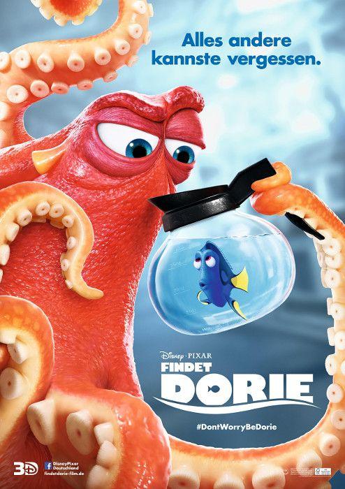 Poster zum Film: Findet Dorie Mehr