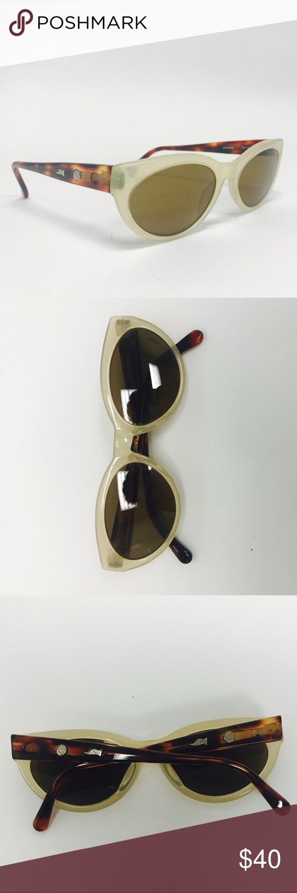Fossil Polly Tortoise Cat Eye Sunglasses Good used condition. Minor scratches. Missing 2 little emblems. Fossil Accessories Sunglasses
