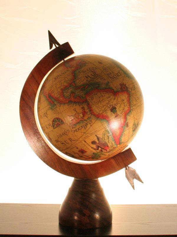 globe terrestre globe terrestre pinterest. Black Bedroom Furniture Sets. Home Design Ideas