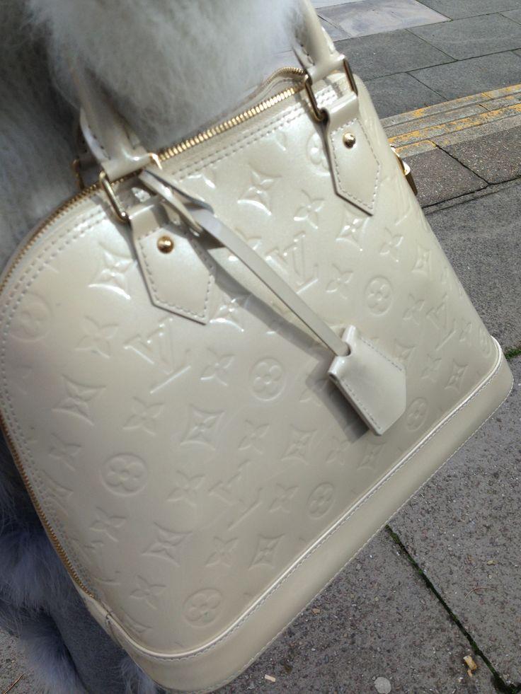 """""""Classy Louis"""" top handle handbag"""