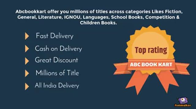 Buy Books Online with best discounts and fast Shipping in India. Abcbookkart…