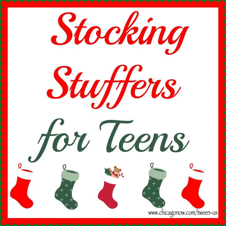 Fun and inexpensive stocking stuffers for teens and tweens