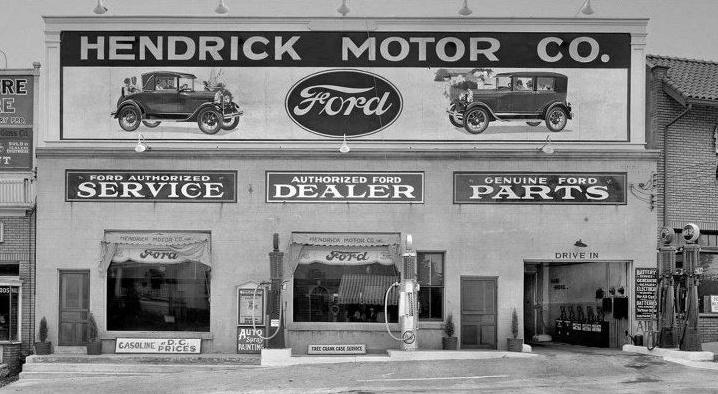 172 best vintage dealerships images on pinterest car for Ed carroll motor company