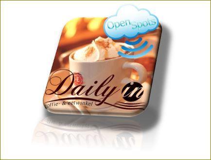 Gratis wifi bij Daily-in