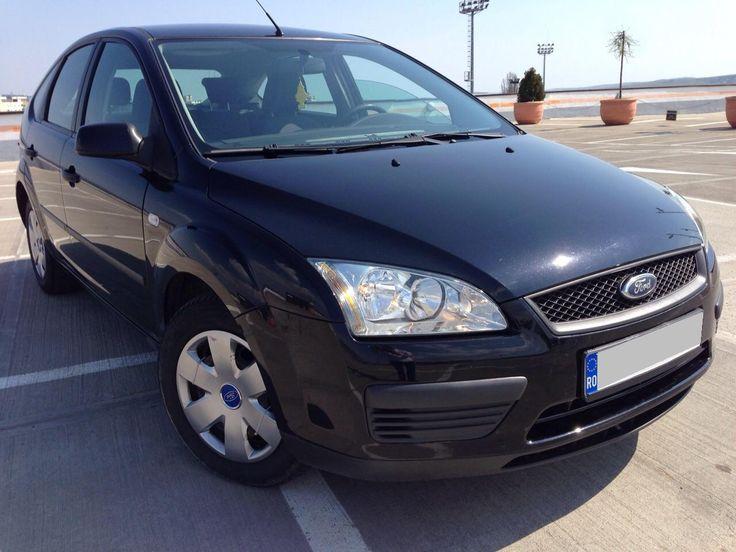 Ford Focus Limousine 1.4 benzina