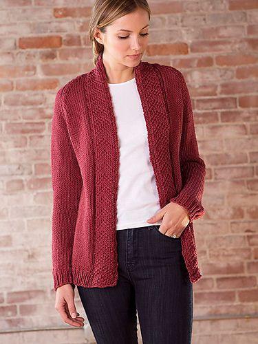 Ravelry: Marsala pattern by Amy Christoffers