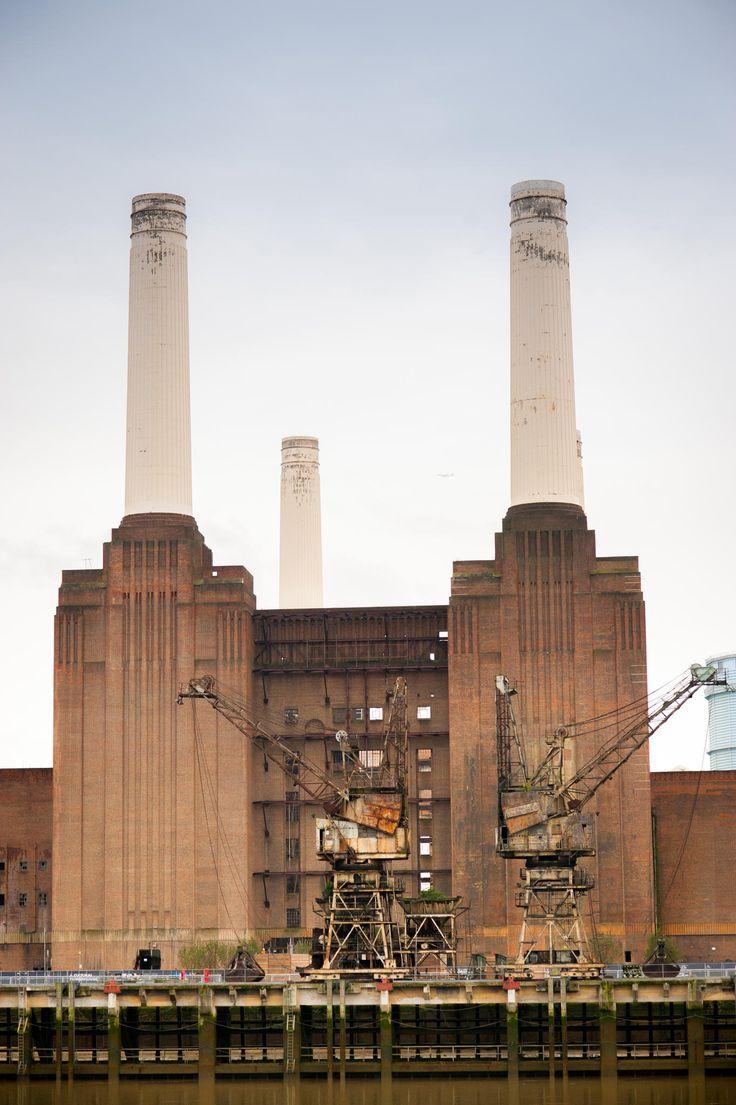 Power Station by 1D110 Bertrand Monney on 500px