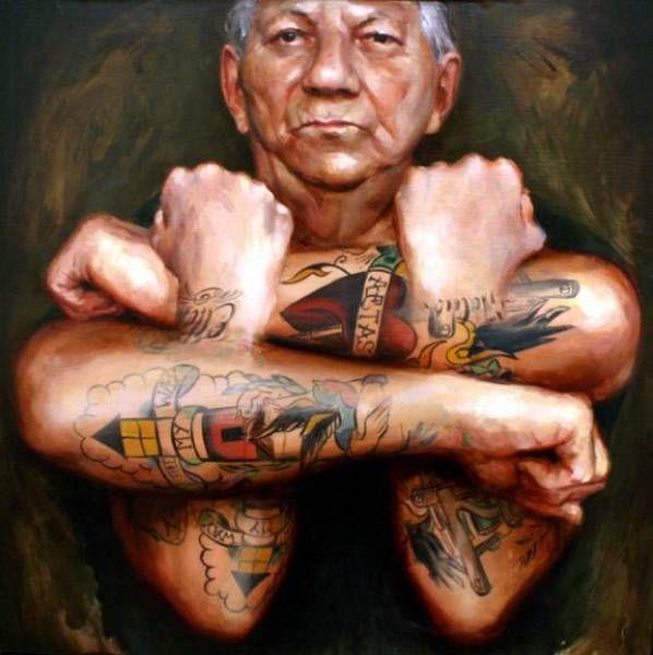 Tattoo Painting
