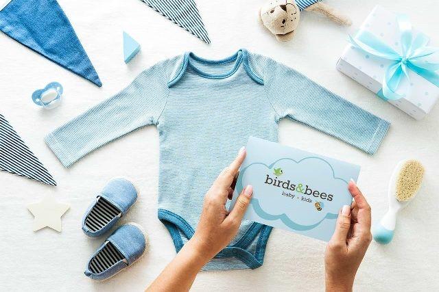 Belanja Baju Bayi
