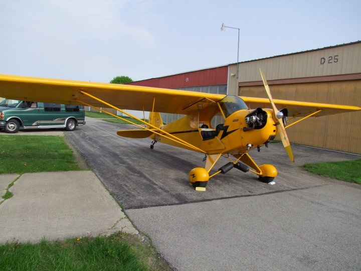 1946 Piper J3 Cub