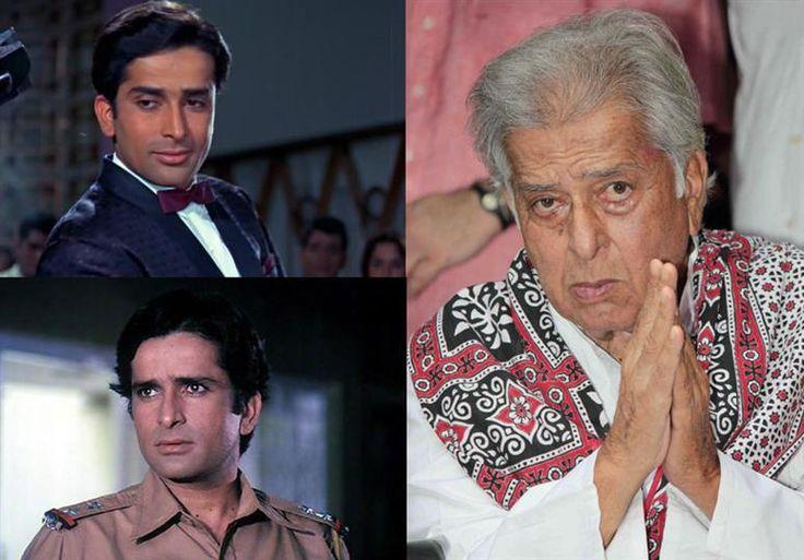 Shashi Kapoor turns 77