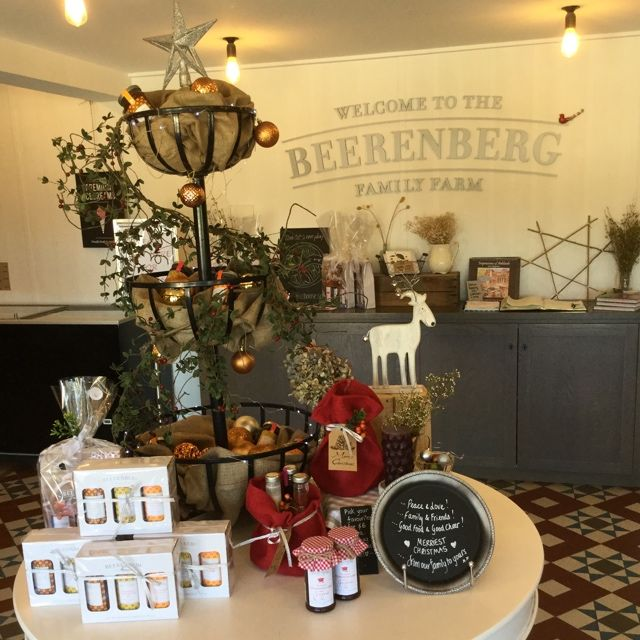 The Christmas vibes were alive in the shop today! We've got gifts galore and the shop girls are ready and willing to help you find the perfect gifts for your loved ones this Christmas! http://bit.ly/1Naq4UA #Beerenberg #BeerenbergFarm #Christmas #GiftsForFoodies