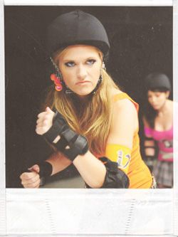 talk derby to me....  maggie lawson is a great actor... i love her in this episode :).. go psych!
