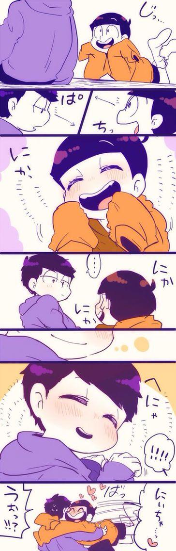 ichimatsu and jushimatsu            cute~