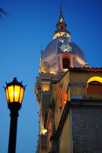 Cathedral of St. Catherine of Alexandria, Cartagena, Colombia
