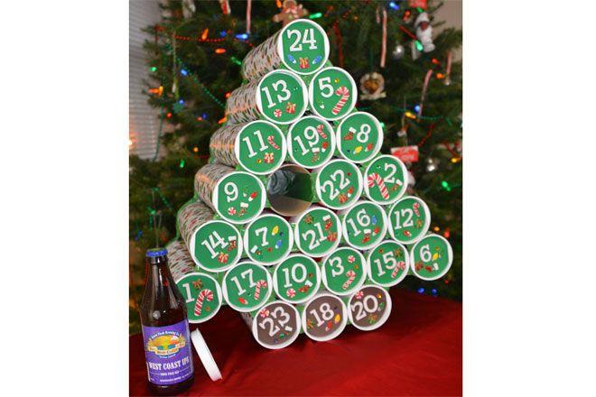 Um calendário do advento feito com cervejas – uma diferente a cada dia até a noite de Natal http://www.bluebus.com.br/1-calendario-advento-feito-c-cervejas-uma-diferente-cd-dia-ate-noite-de-natal/