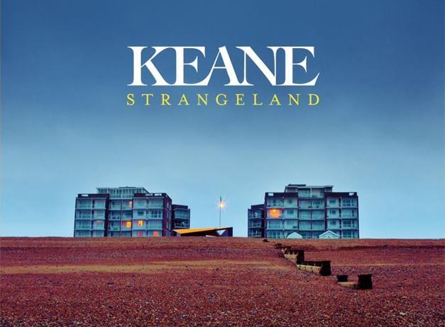 Keane <3: Album Covers, Favorite Music, 2012, Second Chances, Keane Strangeland, Album Strangeland, Album Art, Covers Art, Alex O'Loughlin