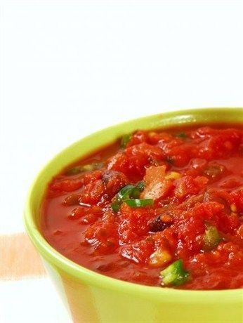 Сацебела из помидоров  Классический грузинский соус из тех, про которые говорят: «Под такой соус можно и гвозди есть».