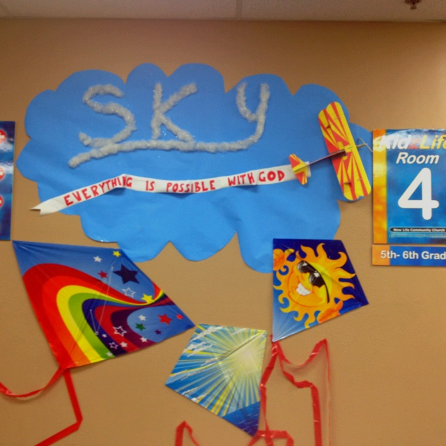 Have Student Artists Make Kites Using Watercolors On Giant