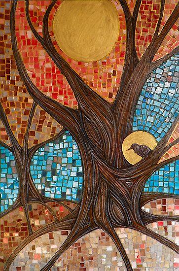 Autumnal II by Lynnette Shelley