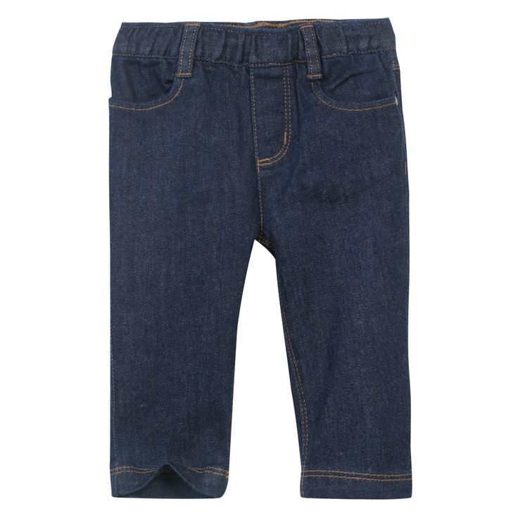 Pantalone in denim disponibile su http://it.zgeneration.com/it/ #denim #littlegirl #ss15 #spring #garden
